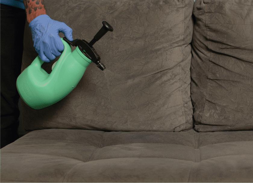 Limpeza de sofá: passo a passo completo para manter o seu sofá novinho