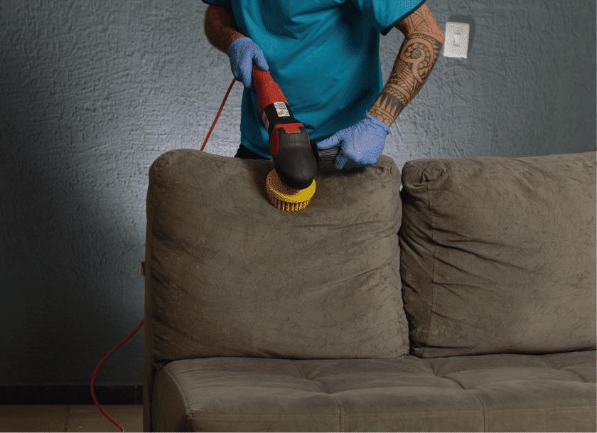 Como limpar sofá em Recife e se livrar do coronavírus