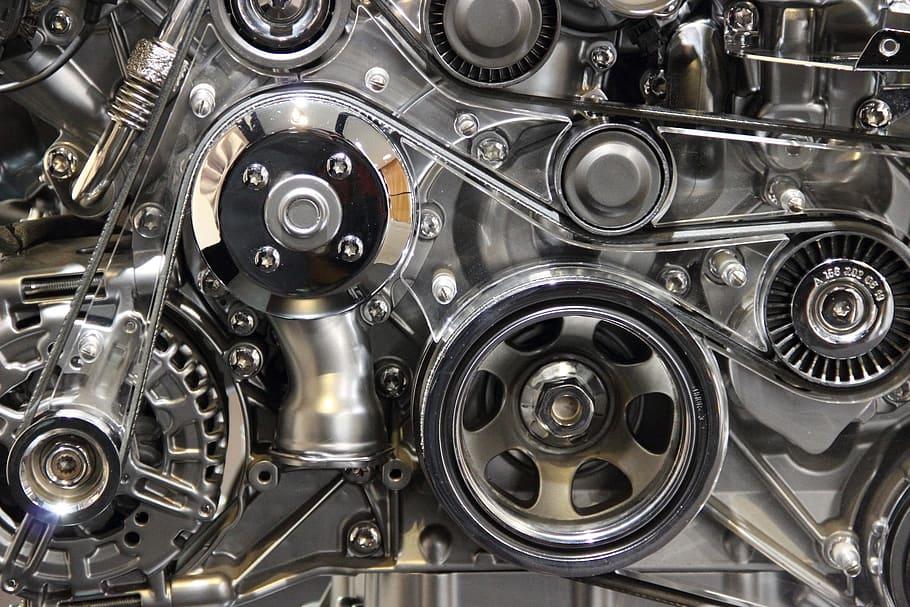 Motor. Higienização completa de veículos Caldas Novas.