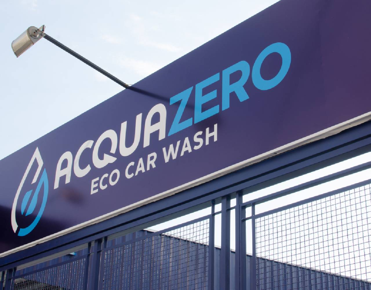 car wash next to the option