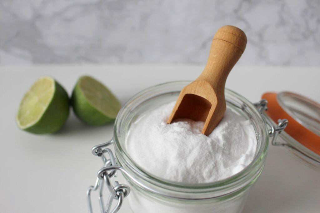 bicarbonato para fazer limpeza de colchão